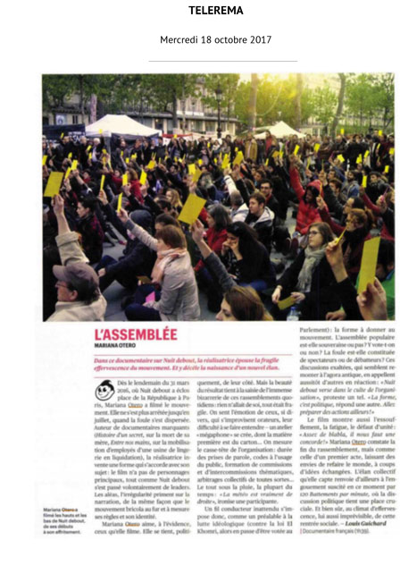 article telerama